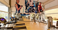Espaco Águas Claras - Espaço Fitness